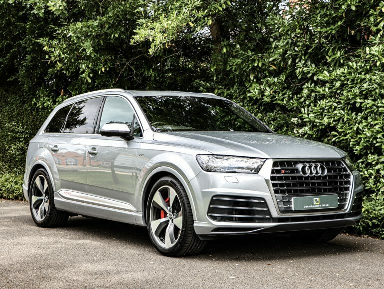 Audi SQ7 1 Owner 4 brand new Continental Tyres. 2018