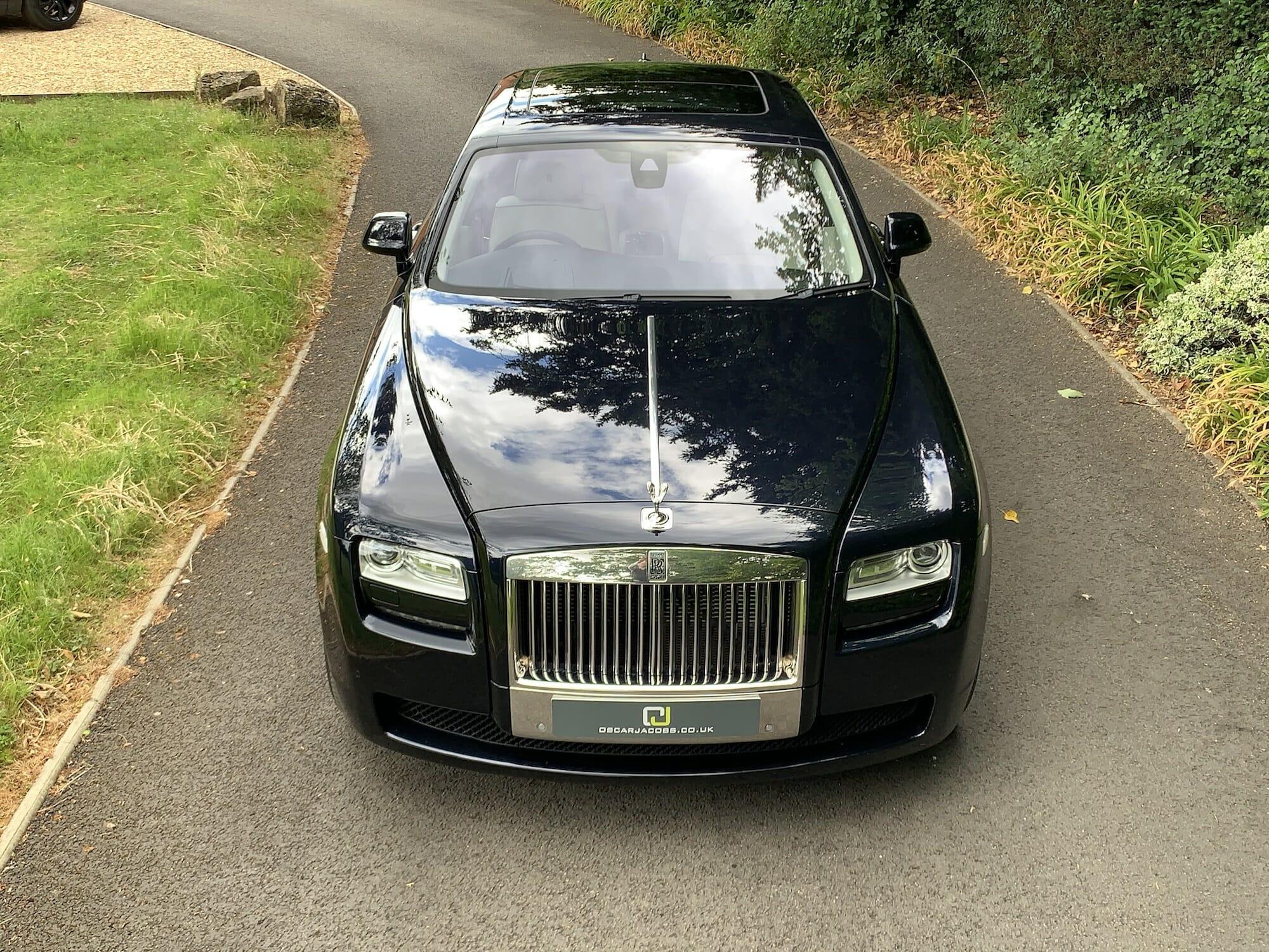 Rolls Royce Ghost V-Spec 2014 - Oscar Jacobs