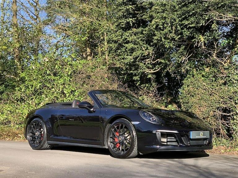Porsche 911 (991) Carrera 4 GTS Cabriolet 2018 (68)