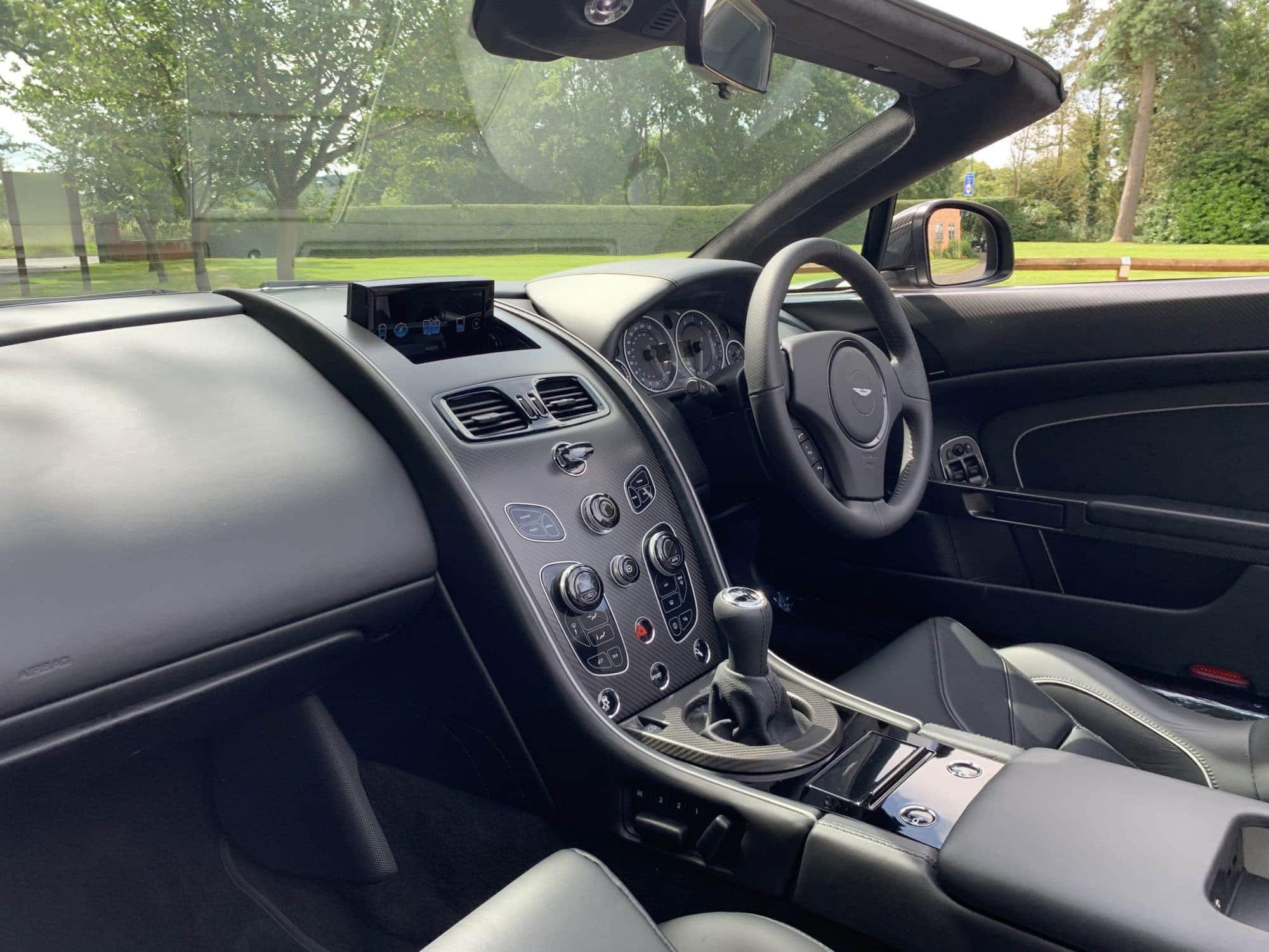 Aston Martin AMR V12 Vantage Roadster