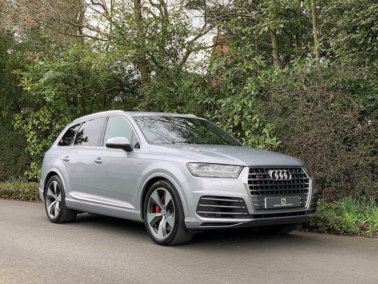 Audi SQ7 2018 1 Owner