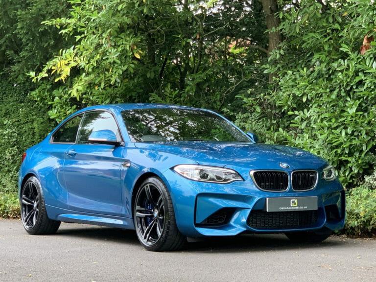 BMW M2 DCT 2016