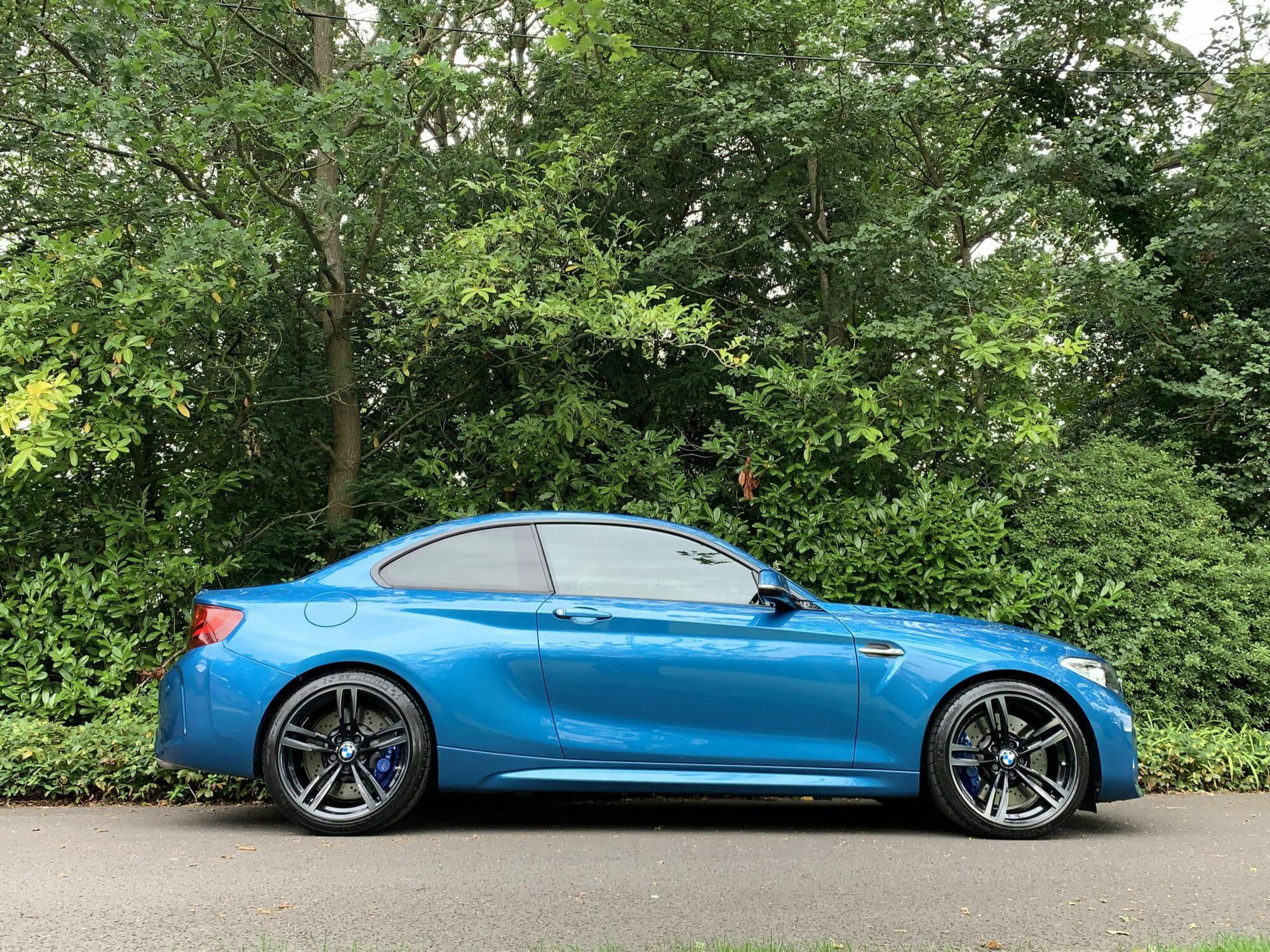 BMW M2 DCT
