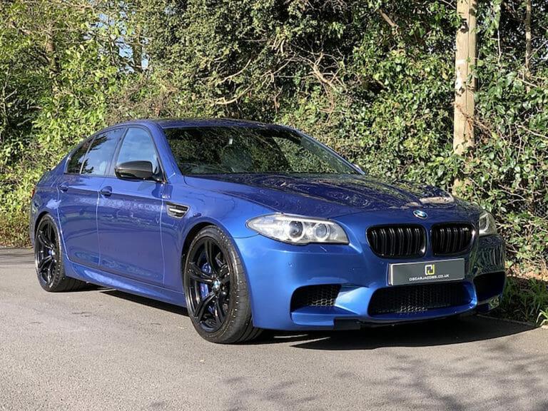 BMW M5 2014 (facelift) – New BMW Dealer Engine