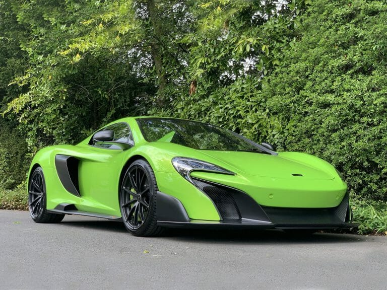 McLaren 675LT 3.8 V8 Spider A truly great driving experience.