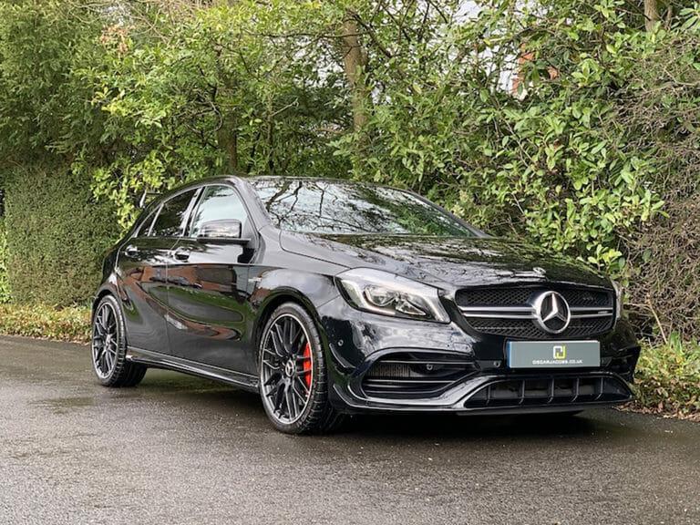 Mercedes Benz A45 AMG Premium