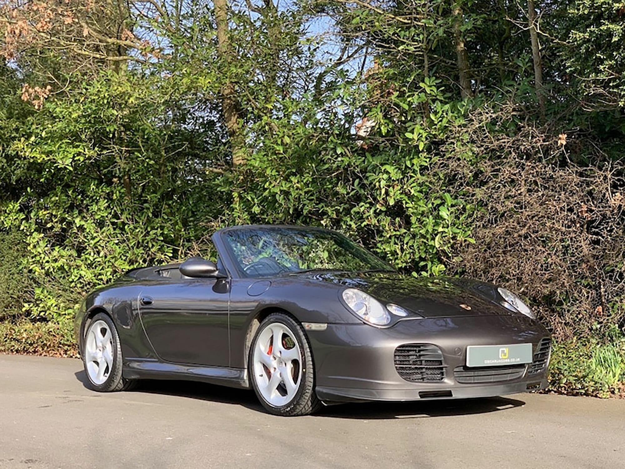 Porsche 996 C4S Cabriolet