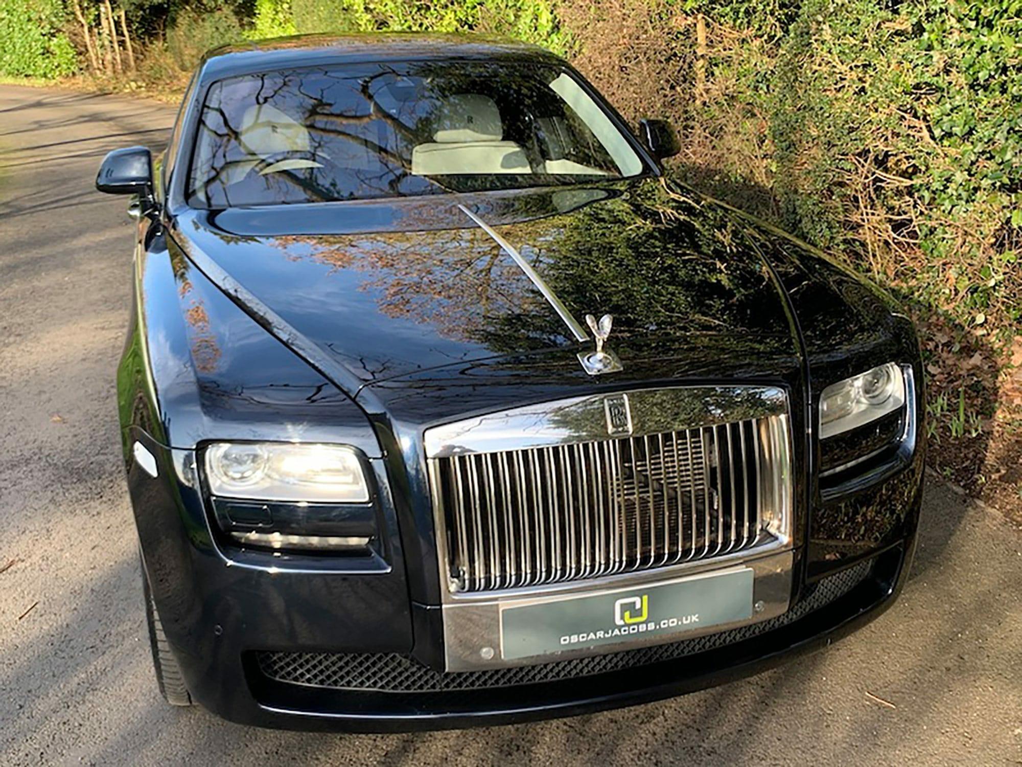 Rolls Royce Ghost V Spec 2014