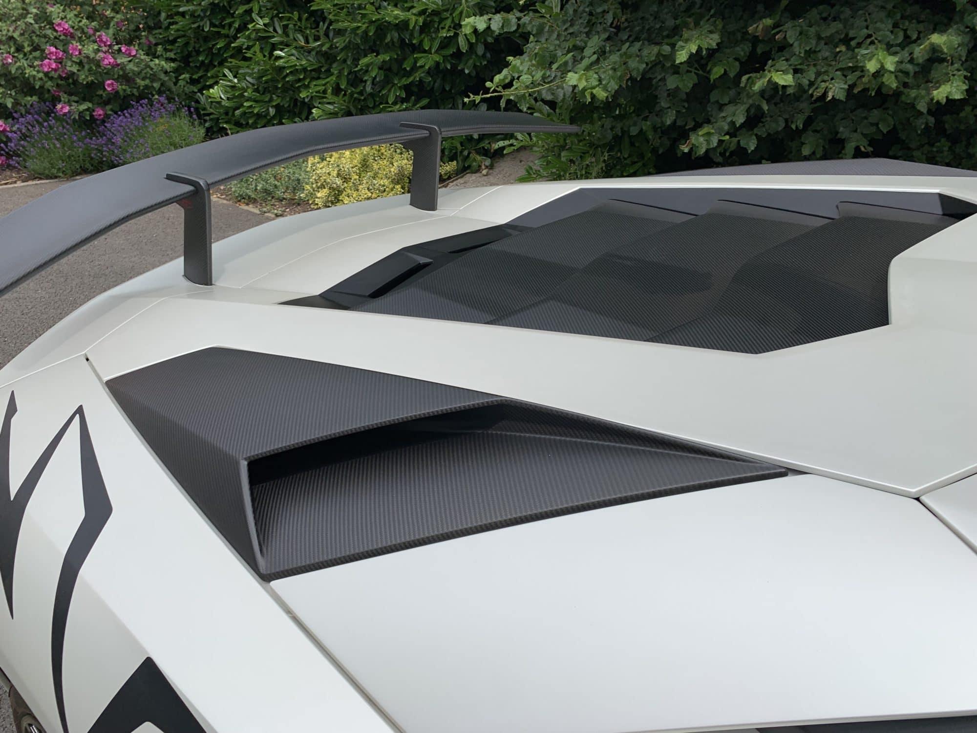 Lamborghini Aventador LP750-4 Superveloce 2016