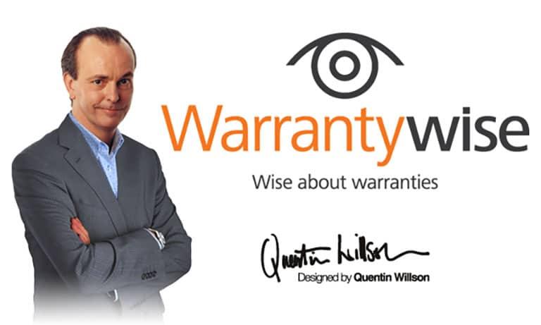 warranty wise Quintin Wilson
