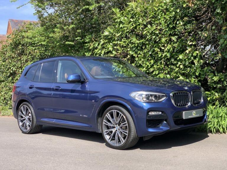 BMW X3 X Drive 3.0d M Sport