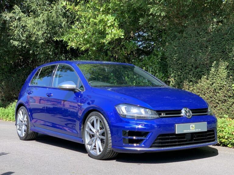 Volkswagen Golf R 4 Motion DSG 5 Door 2015