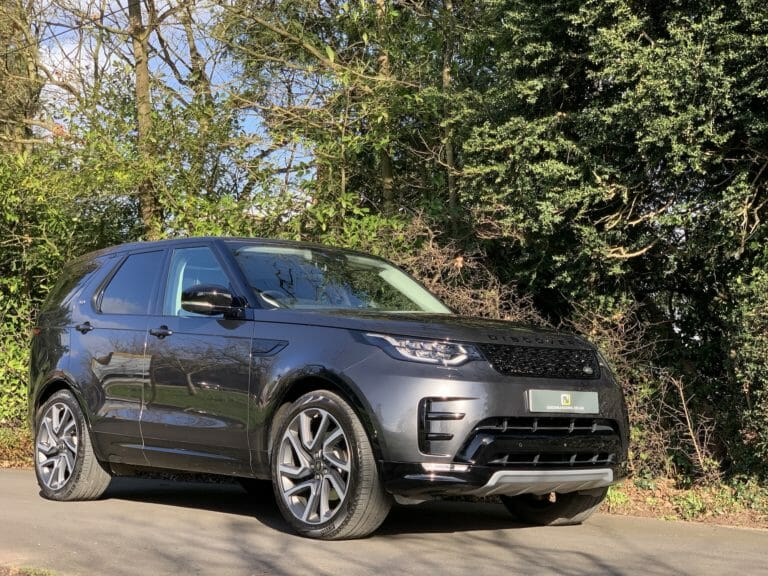 Land Rover Discovery 5 HSE Luxury 2018 7 Seats