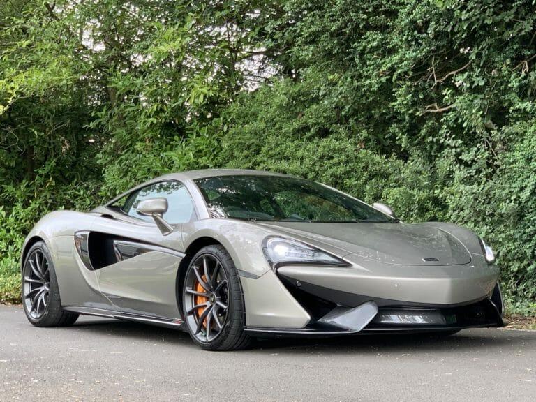 McLaren 570s 2019