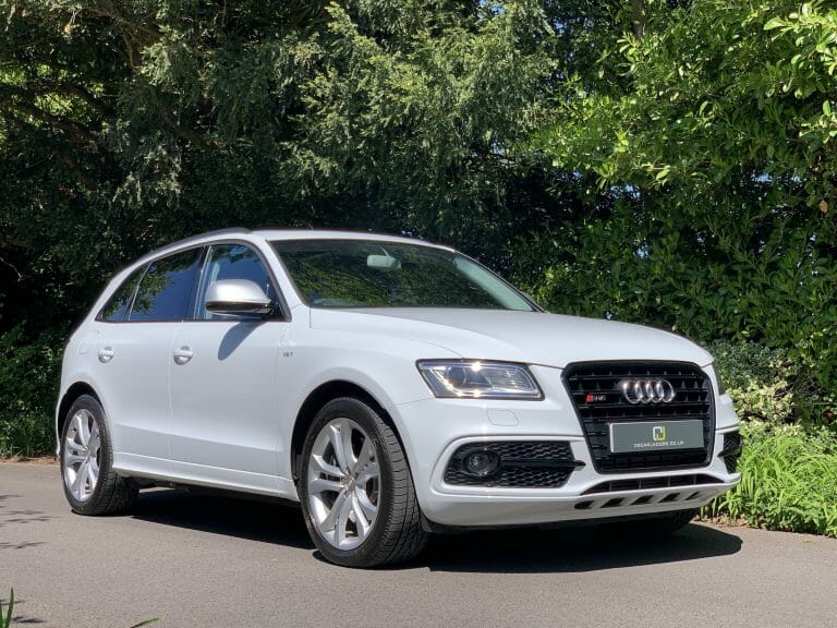 Audi SQ5 2015 1 Owner and Full Audi History