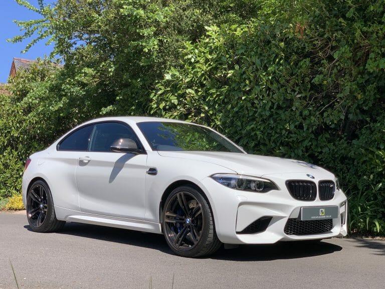 BMW M2 DCT 2018