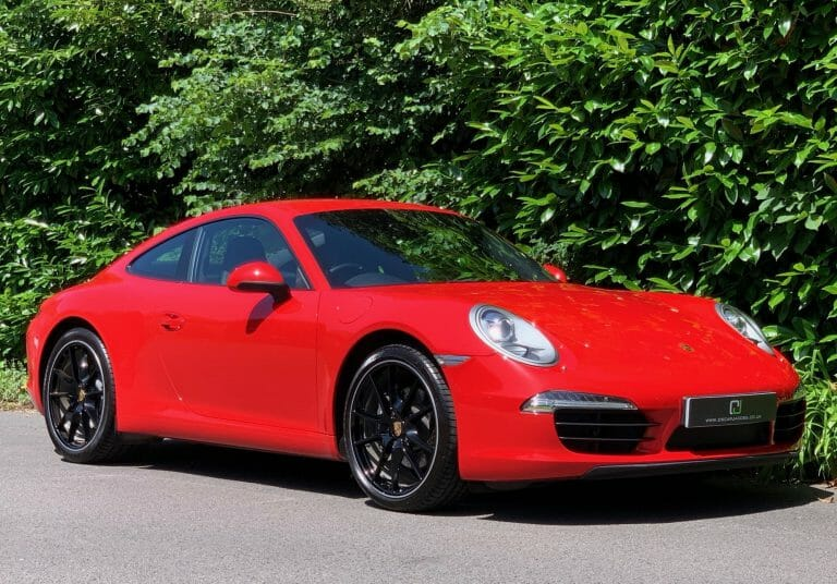 Porsche 911 (991) Carrera Coupe Stunning Example with Extended Warranty. 2012