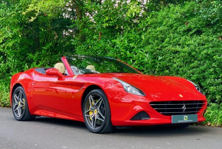 Ferrari California T 2016 Totally Stunning and ready for the Summer