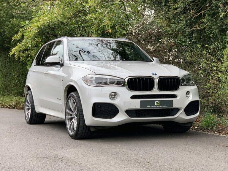 BMW X5 3.0d M Sport 2014 (64)