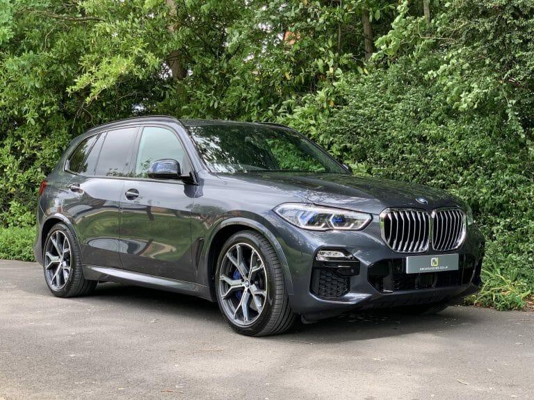 BMW X5 xDrive 3.0d 7 Seats M Sport 2019 (69)