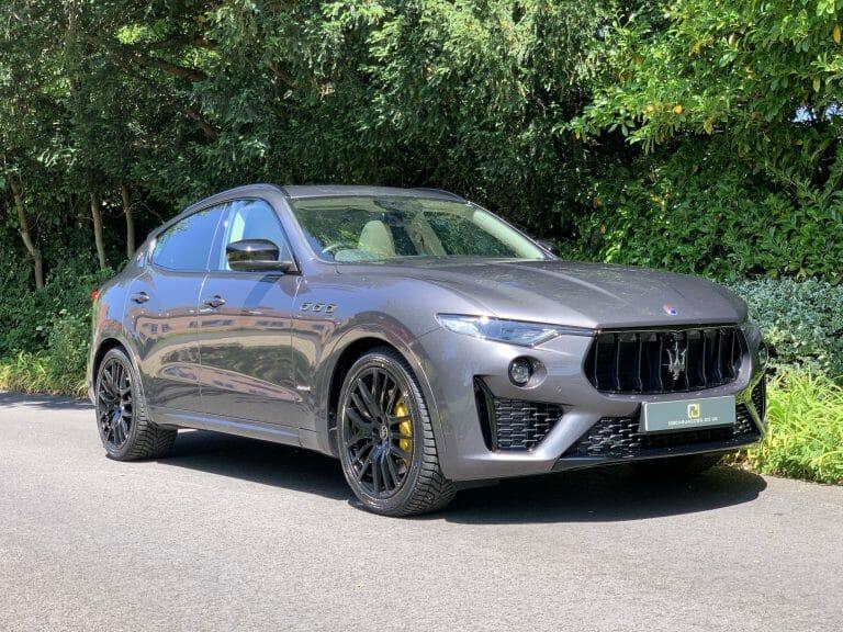 Maserati Levante S Gransport Nerissimo 2019