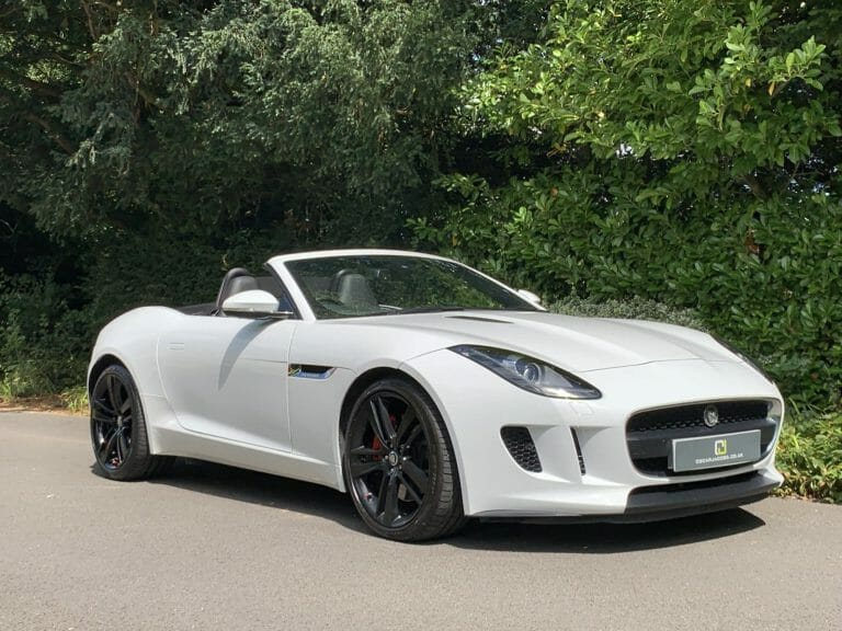 Jaguar F Type 3.0 V6 2014