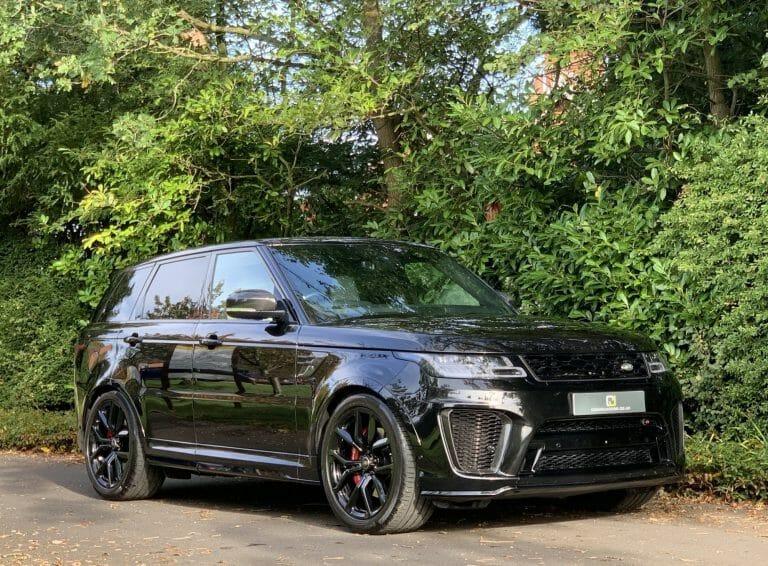 Range Rover Sport SVR 5.0Litre V8 Supercharged 2019