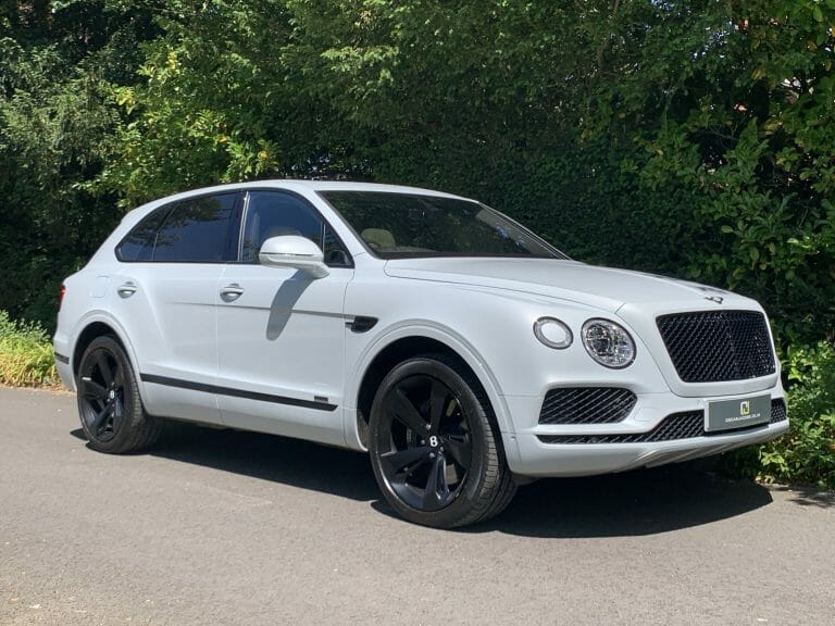 Bentley Bentayga V8 diesel 2018 Fantastic Specification