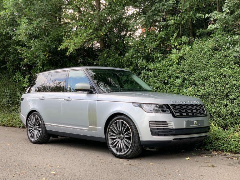 Range Rover Autobiography VAT Qualifying  2019