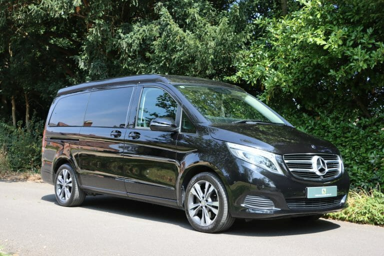Mercedes Benz V250 D Sport Marco Polo Camper Van. Superb Specification 2017