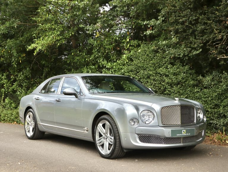 Bentley Mulsanne V8 2011