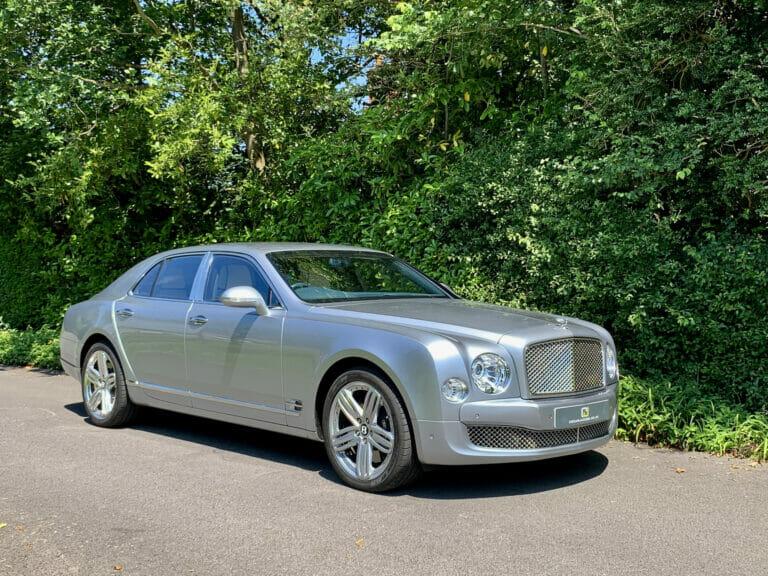 Bentley Mulsanne V8 2011