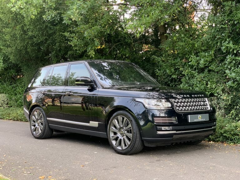 Range Rover Vogue SE 4.4 SDV8  2017 (MY 2018)