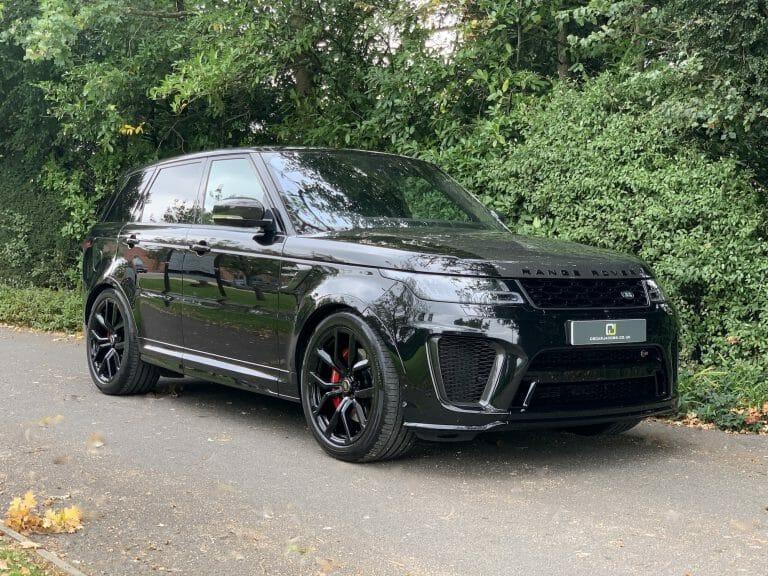 Range Rover Sport SVR 575 2019 (19)