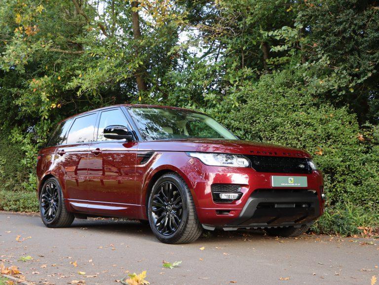 Range Rover Sport SDV6 Gen 2 HSE 2017 (67)