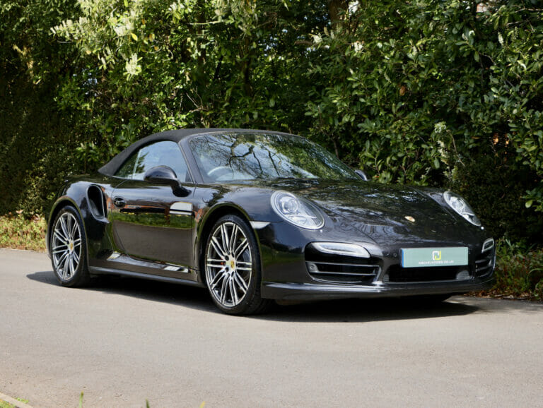 Porsche 911 (991) Turbo Convertible Gen 1