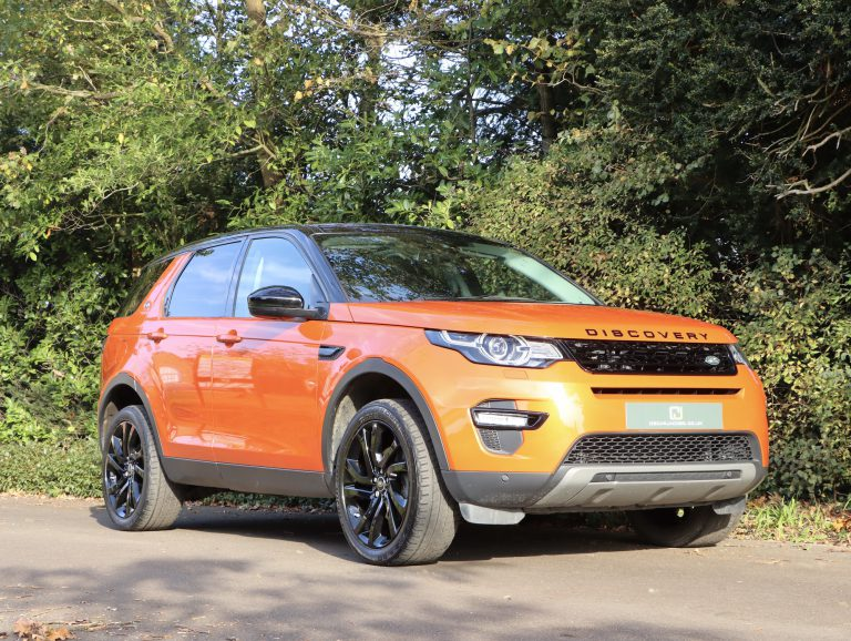 Land Rover Discovery Sport HSE 7 Seats Black Pack 2016 (66)