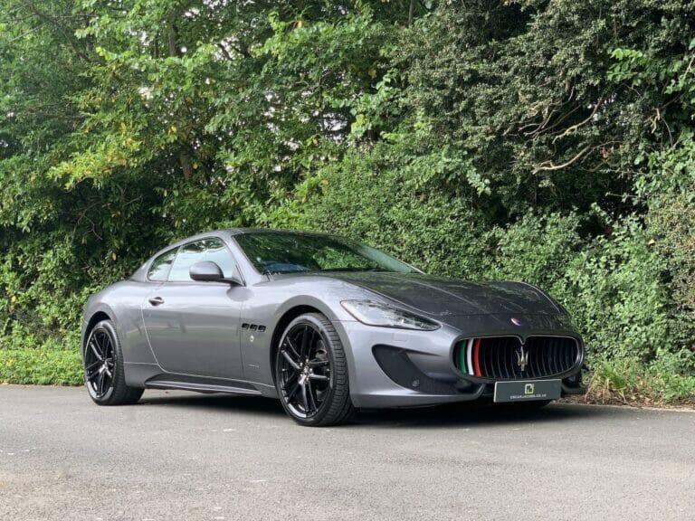 Maserati Granturismo Sport MC Shift 2014