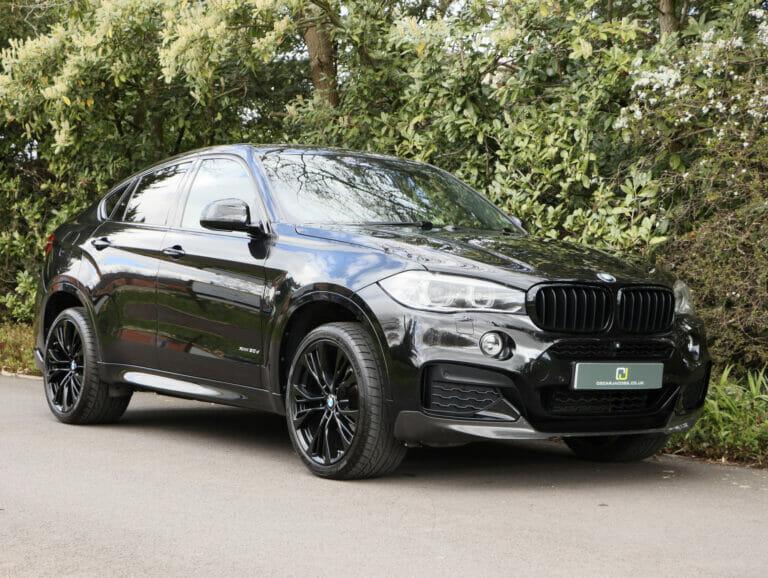 BMW X6 30d xDrive M Sport 2015 (15)