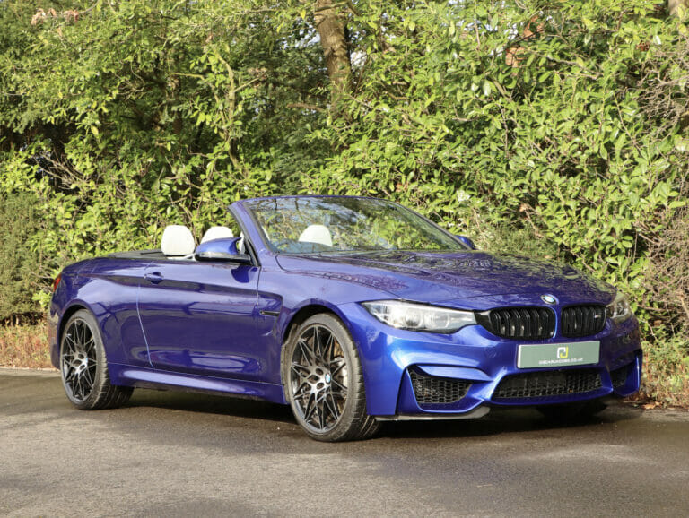 BMW M4 Competition Pack Convertible 2019 (69)