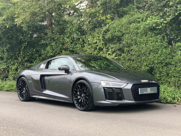 Audi R8 V10 Plus Coupe 2019 (68)