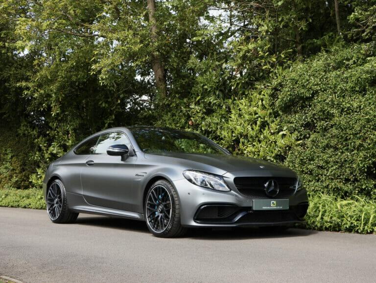 Mercedes C63 Coupe 2018 (18)