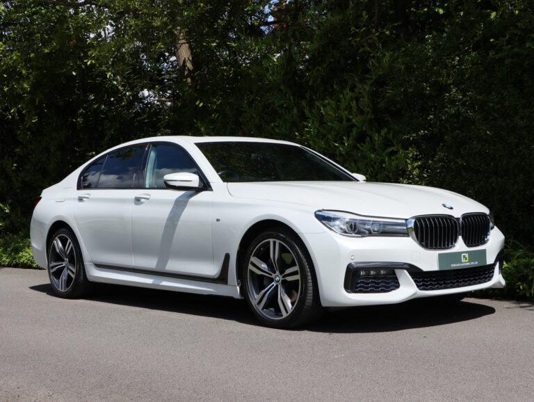 BMW 730d xDrive M Sport 2017 (67)