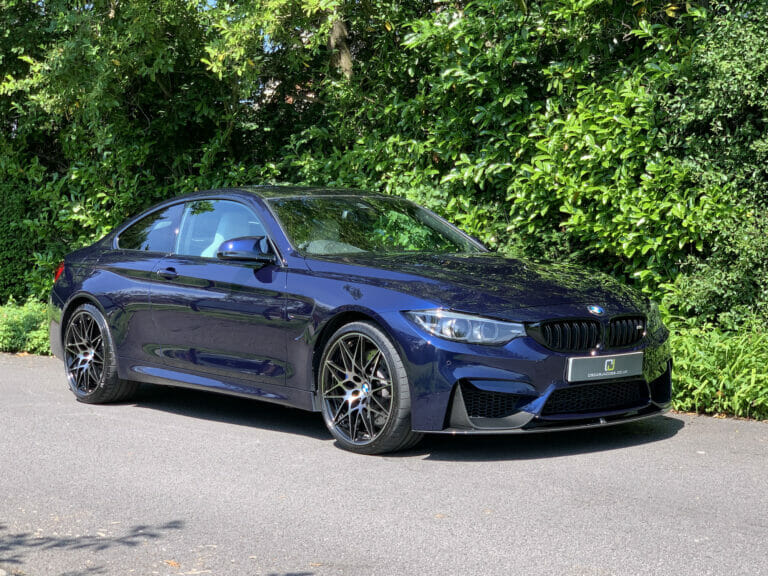 BMW M4 Coupe Competition Package 2019 (69) VAT QUALIFYING