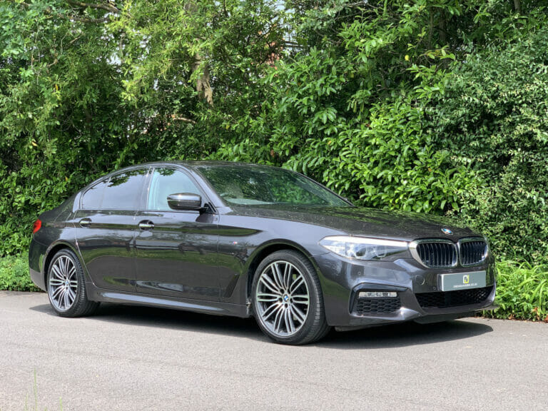 BMW 520d xDrive M Sport 2018 (18)