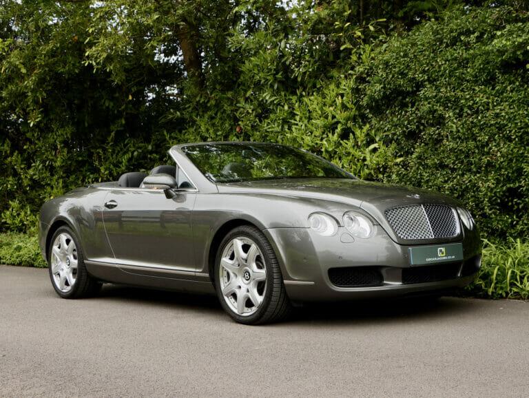 Bentley Continental GTC Mulliner 2008 (58)