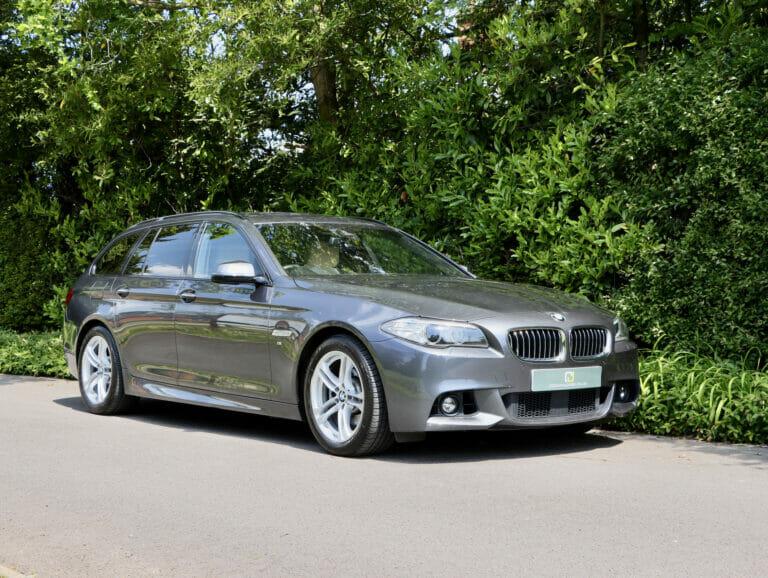 BMW 520d M Sport Touring 2016 (66)