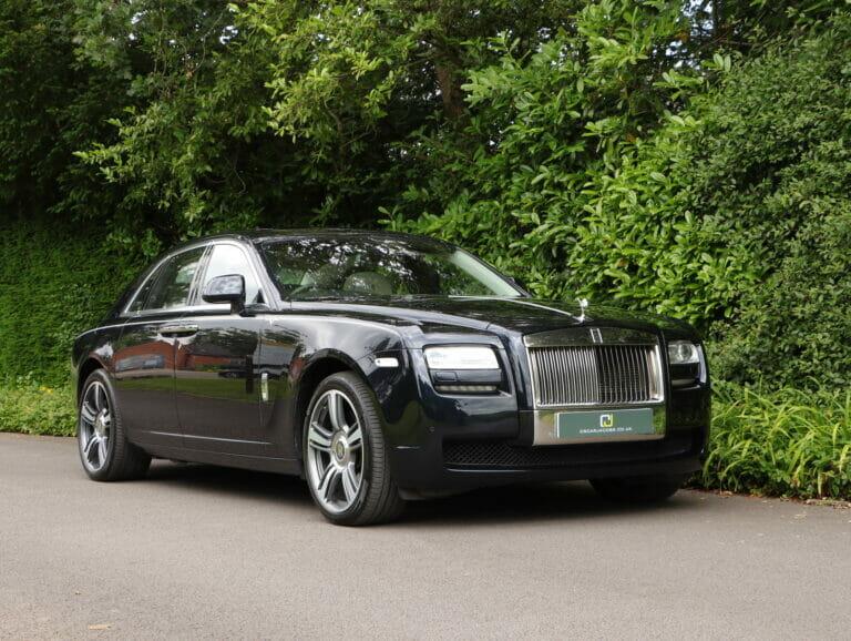 Rolls Royce Ghost V-Spec 2014
