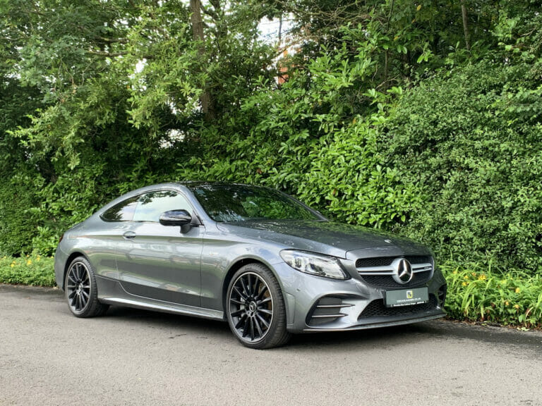Mercedes C43 AMG 4-Matic Coupe 2018 (68)