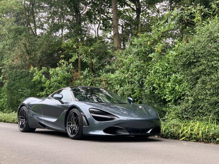 McLaren 720S Luxury Coupe